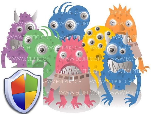Choose a good Antivirus,