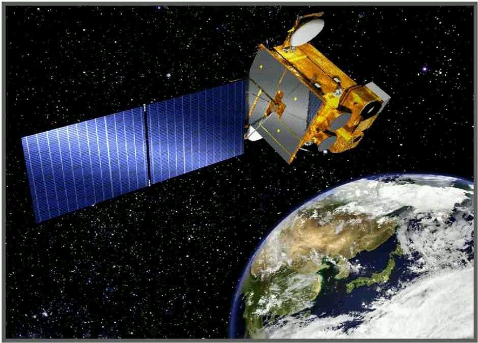ISRO INSAT satellite