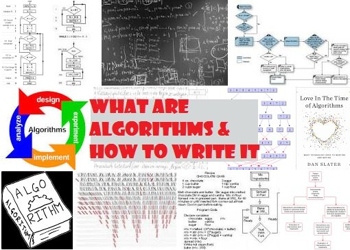 algorithm in programming simple guide