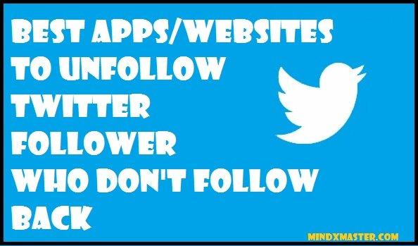 16 Best free twitter unfollow tools to bulk unfollow