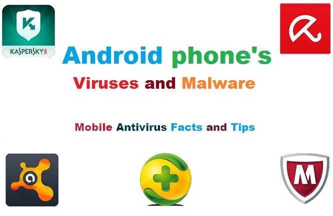 Can Android phones get viruses