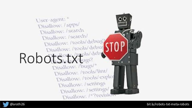 Beginner guide to use SEO robots.txt file with example