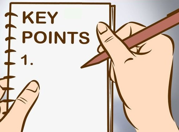 main points for your compelling article.
