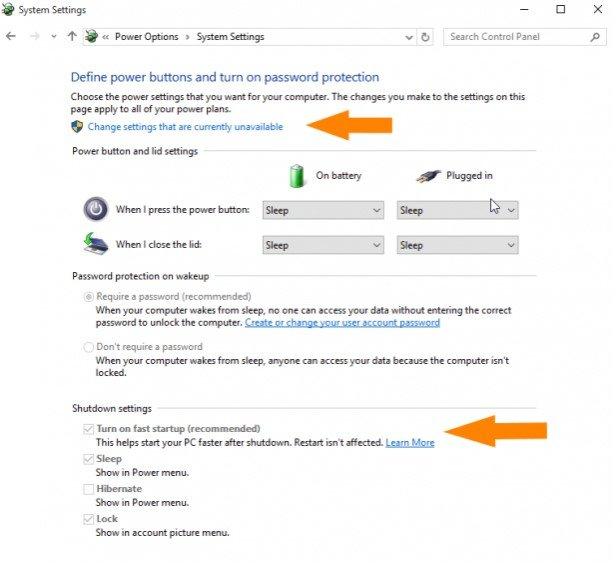 Fix slow boot on Windows 10 and Speed up startup
