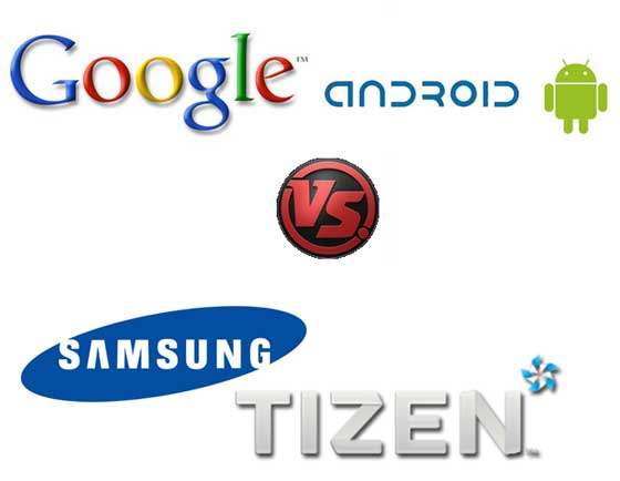 Tizen vs Android comparison - Samsung vs Google OS - MindxMaster