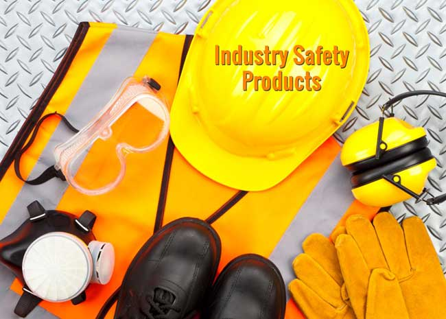 prevent accidents at workplaces using PPE safety equipment