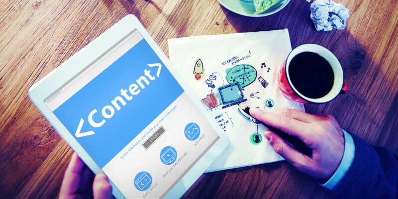 Long form content - latest seo trends and tech