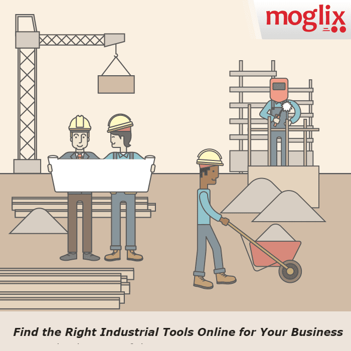 Find the Right Industrial Tools Online