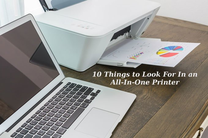 Things to consider before buying All-In-One Printer