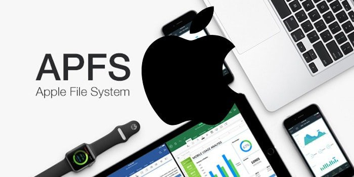 iOS storage full - APFS details
