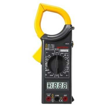 Digital Handheld AC Clamp Multimeter CIip-on Meter