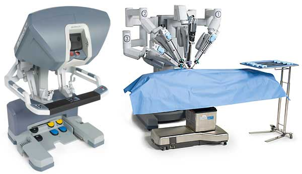 Robotic surgury - Amazing Healthcare Technology Innovations