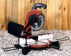 Miter Saw for cutting wood