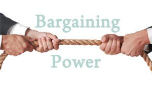 my bargaining power in front of Chinese suppliers