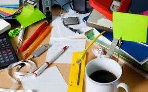 Organizing workspace increase performance
