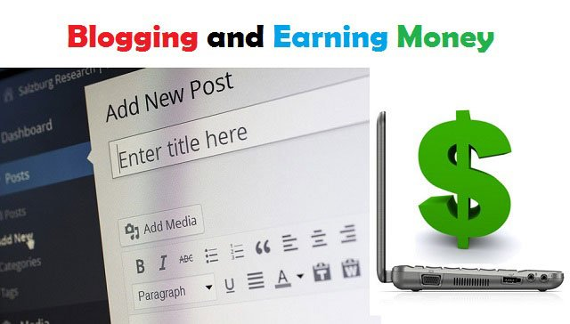 Become a Successful Blogger and make Money online