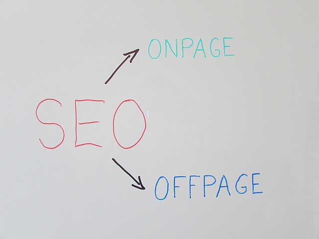 On page SEO made easy