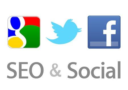 Social media SEO tips