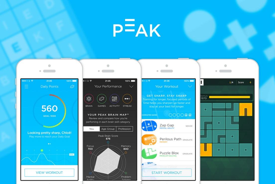 Peak Game Apps That Can Improve Your Memory