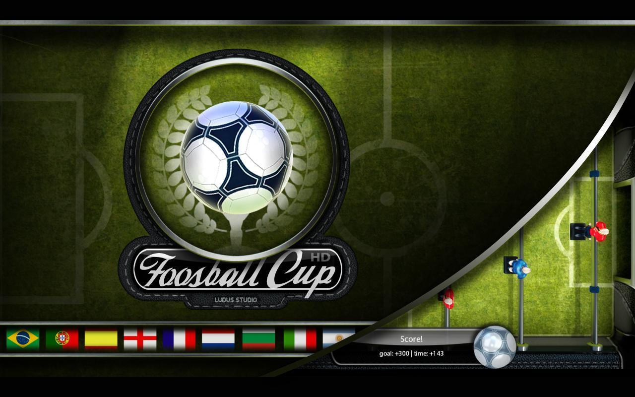 Foosball Cup by Ludus Studio