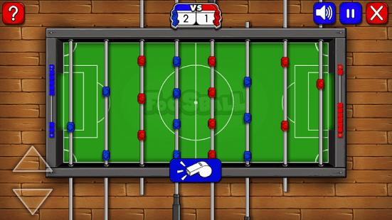 Foosball by NAVU App