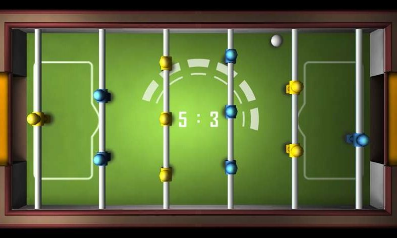 Foosball by White Collar Games