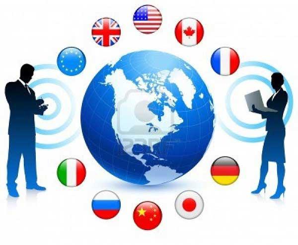 communication - Internet and cell phones make world bigger