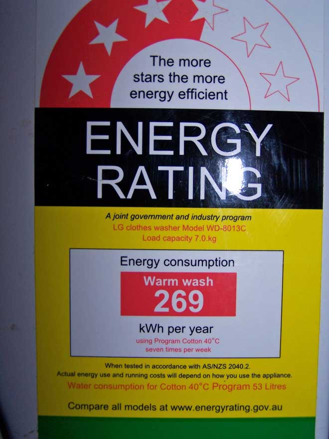 Home Remodel More Energy Efficient - energy rating
