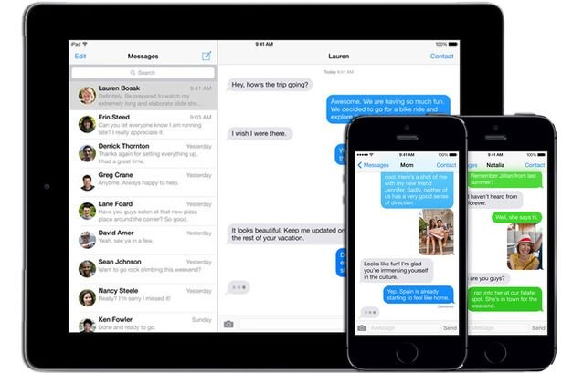 iMessage - Best apps for iOS texting and video calling