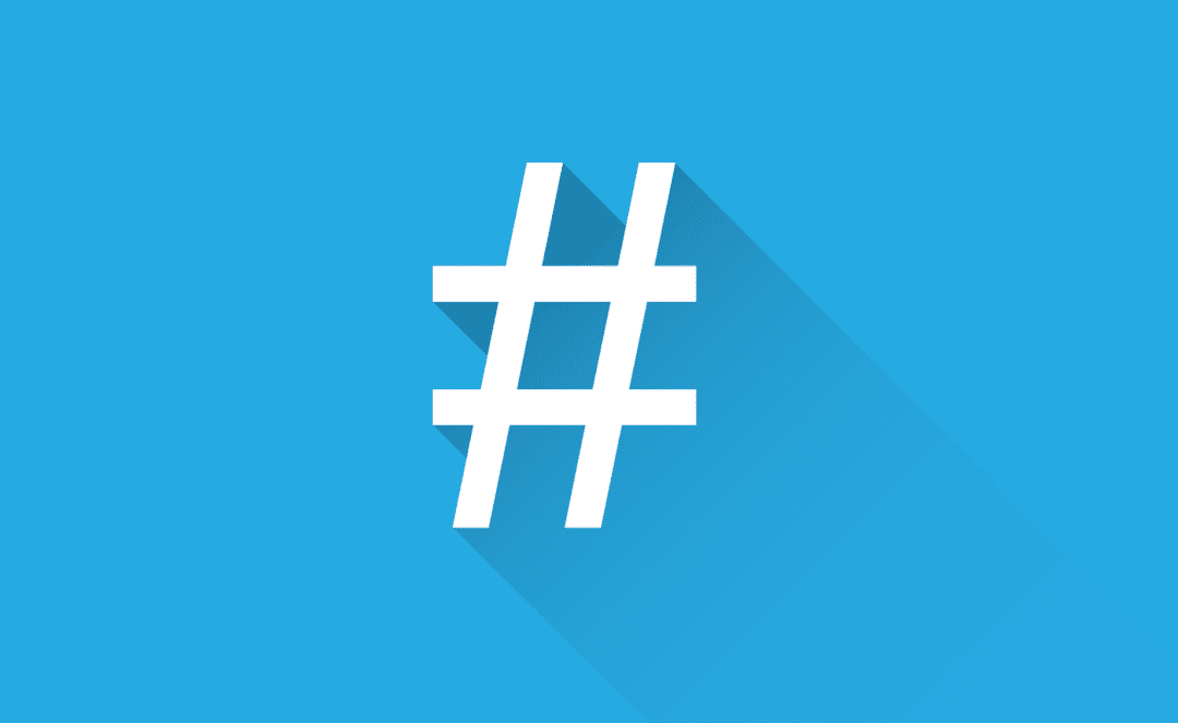 Use Hashtags to Your Advantage