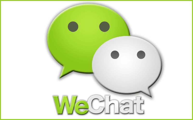 WECHat- Best apps for iOS texting and video calling
