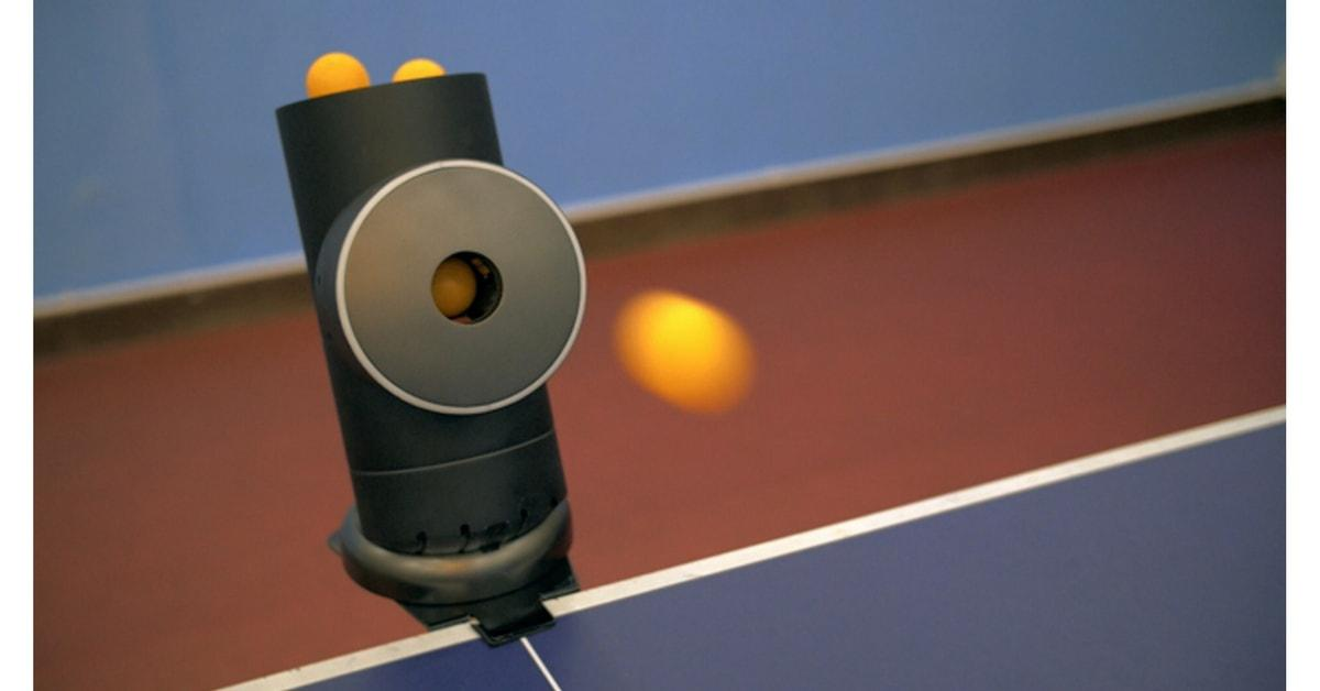 Choose a Right Ping Pong Robot For Your Game