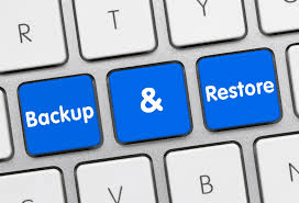 Install backups