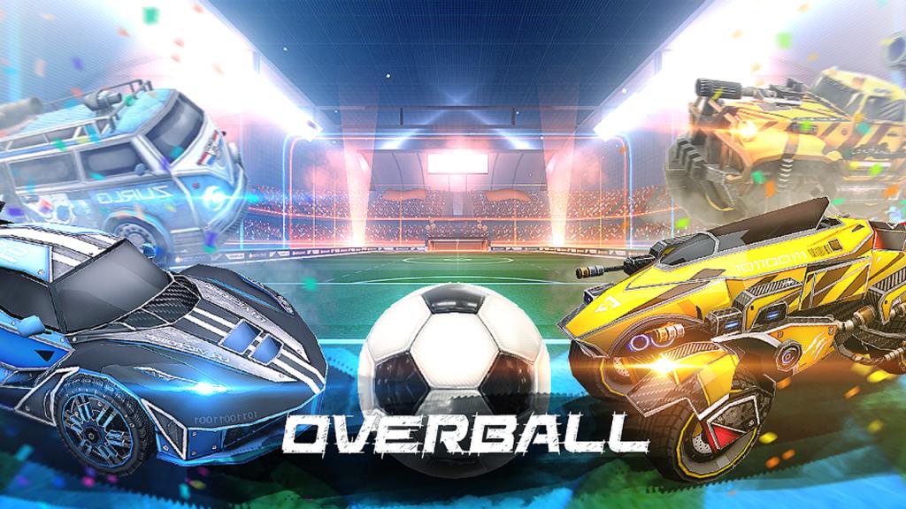OverBall- top best combat racing games