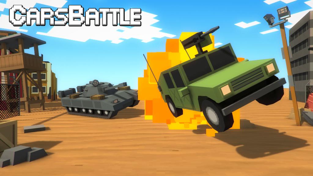 CarsBattle - top best combat racing games
