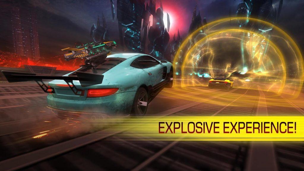 cyberline racing - top best combat racing games
