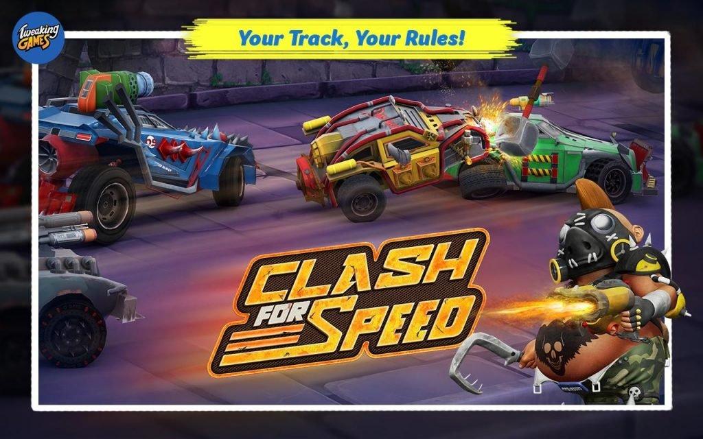 Clash for Speed - top best combat racing games