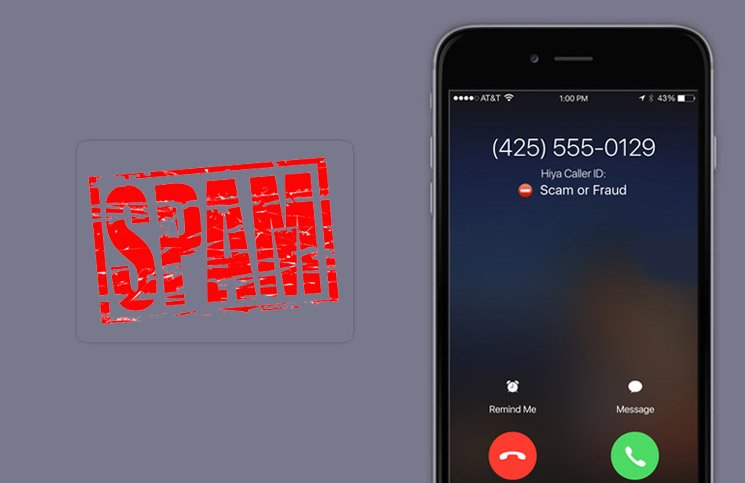 block annoying calls and text messages on your cell phone