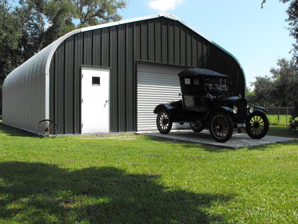 Advantages Of Prefab Metal Garages And Sheds