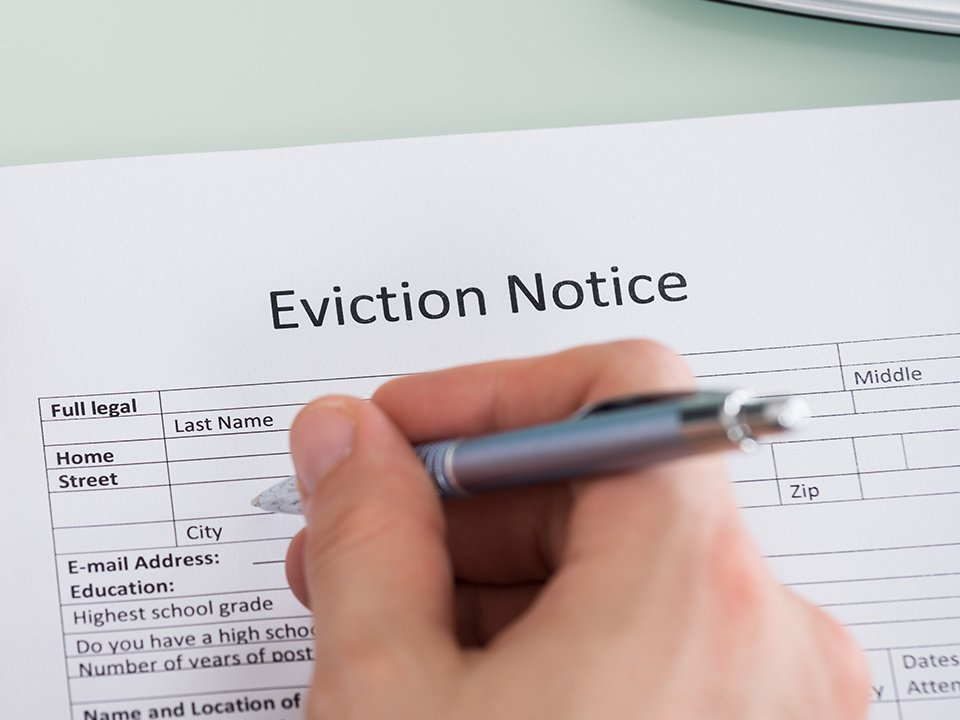 Reasons a Landlord Can Evict a Tenant