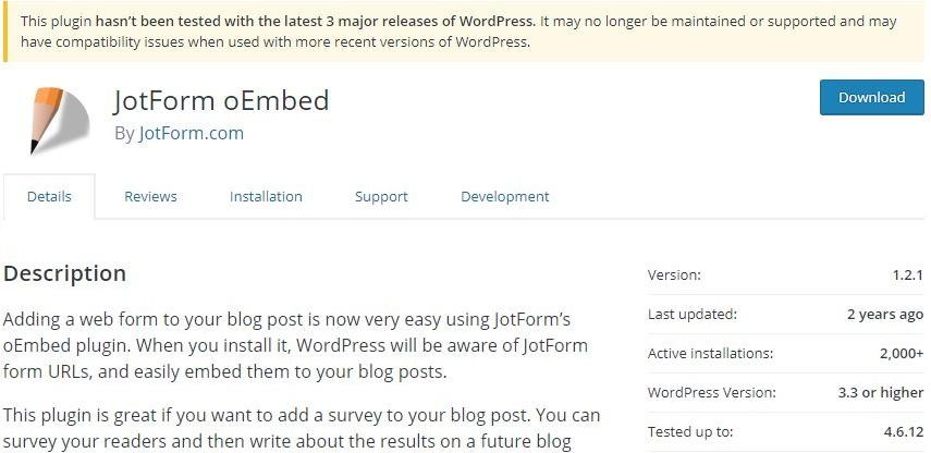 WordPress Environment Update for security