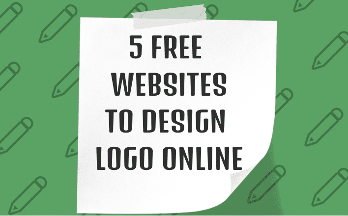 5 Free Websites to Design Logo Online