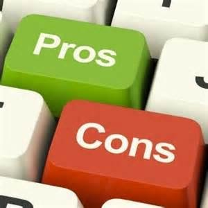 Pros And Cons - Cloud Storage
