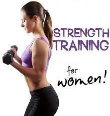 Strength Training For Women and Myths