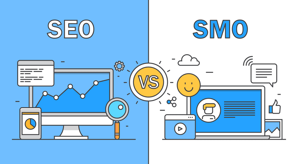 Which One is More Effective for Marketing – SEO or SMO?