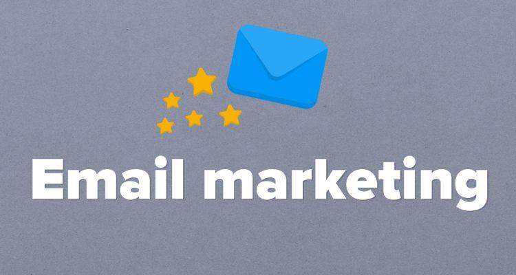 Implement the right email marketing