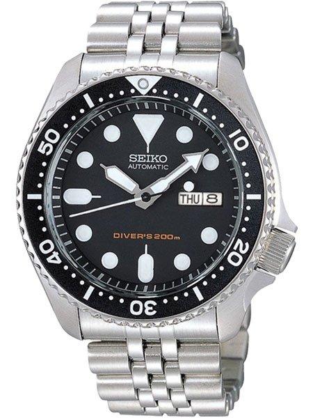 Seiko SKX007k2 automatic dive watch: