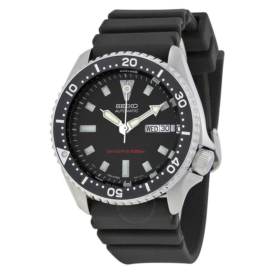 Seiko SKX173 automatic watch: