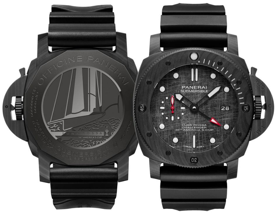 Panerai Luna Rossa Challenger Submersible PAM 1039 Watch:
