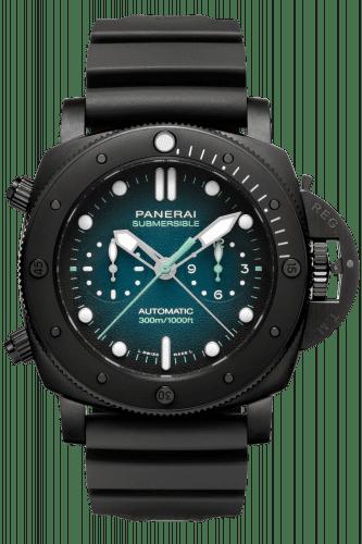 Panerai Luminor Submersible Chrono Guillaume Nery Edition – PAM 983: